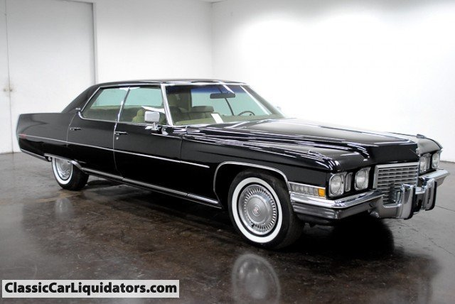 1972 Cadillac Series 62