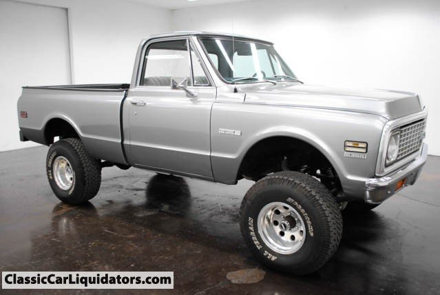 1972 Chevrolet Other Pickups