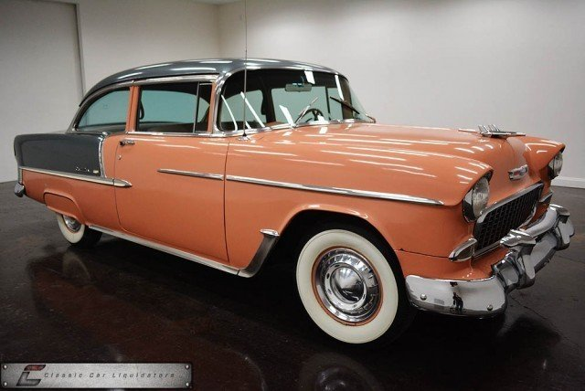 1955 Chevrolet Bel Air/150/210