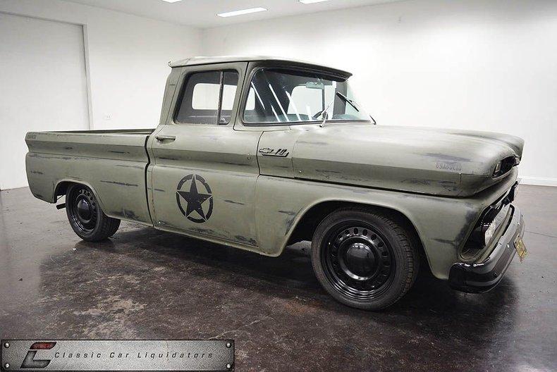 1960 Chevrolet C-10
