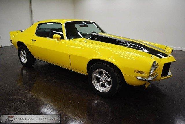 1970 Chevrolet 3100 Pickup