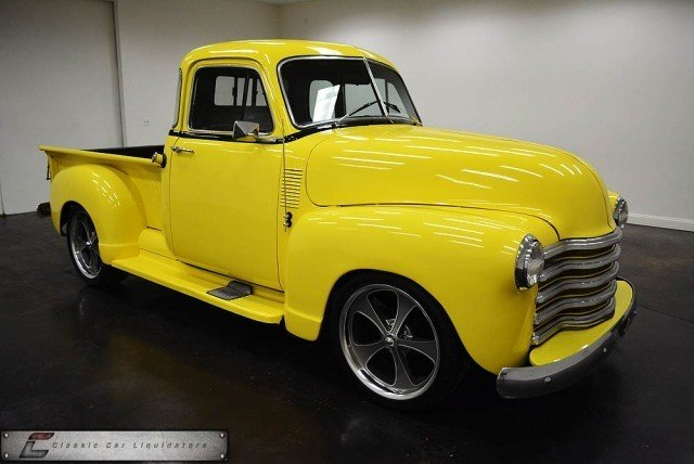 1952 Chevrolet Other Pickups