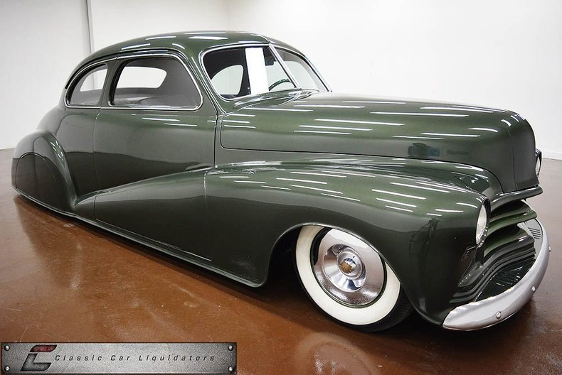 1948 Chevrolet Fleetmaster Sport Coupe
