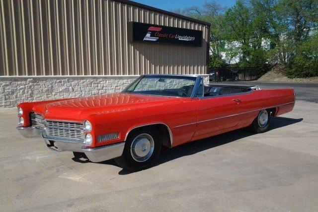 1966 Cadillac Series 62