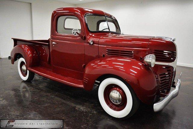 1946 Dodge Other Pickups