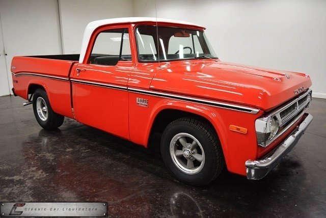 1970 Dodge Other Pickups