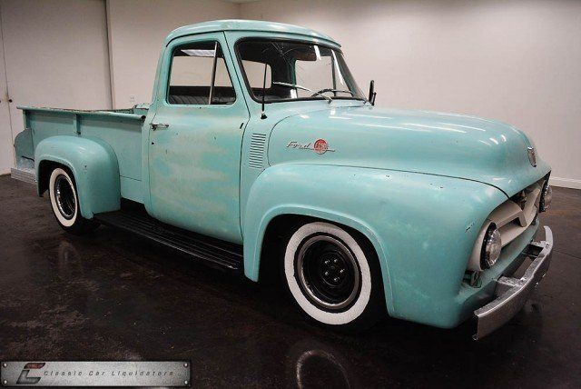 1955 Ford Other Pickups