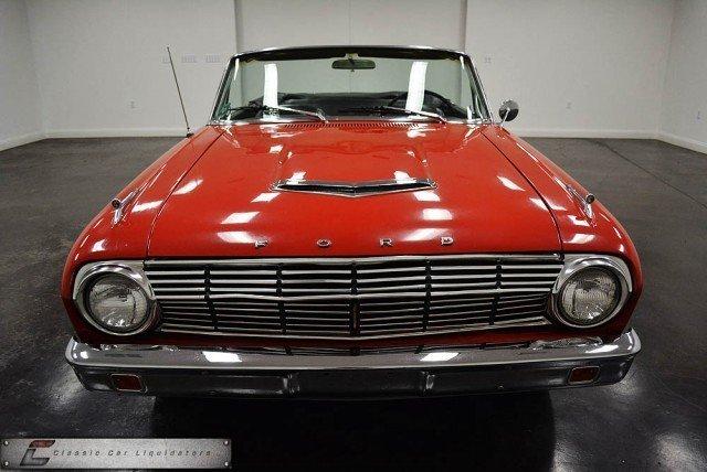 1963 Ford Falcon | Classic Car Liquidators in Sherman, TX