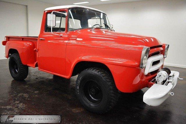1958 International Harvester Other