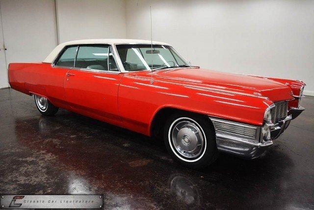 1965 Cadillac Series 62