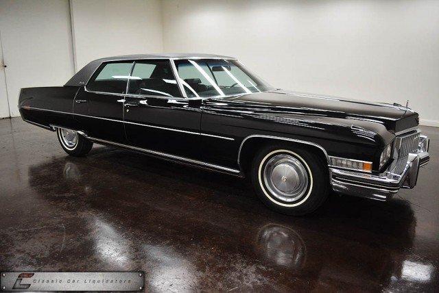 1973 Cadillac Series 62