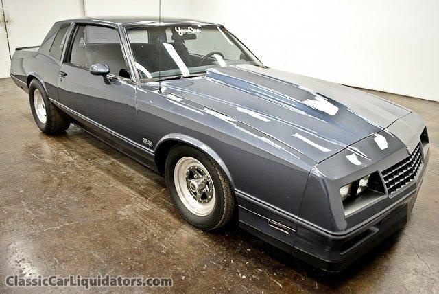 1984 Chevrolet SS