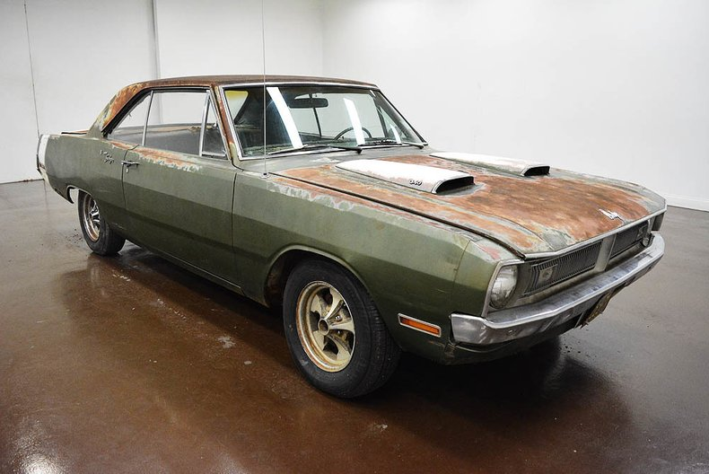 1970 Dodge Dart Swinger 340 4-Speed