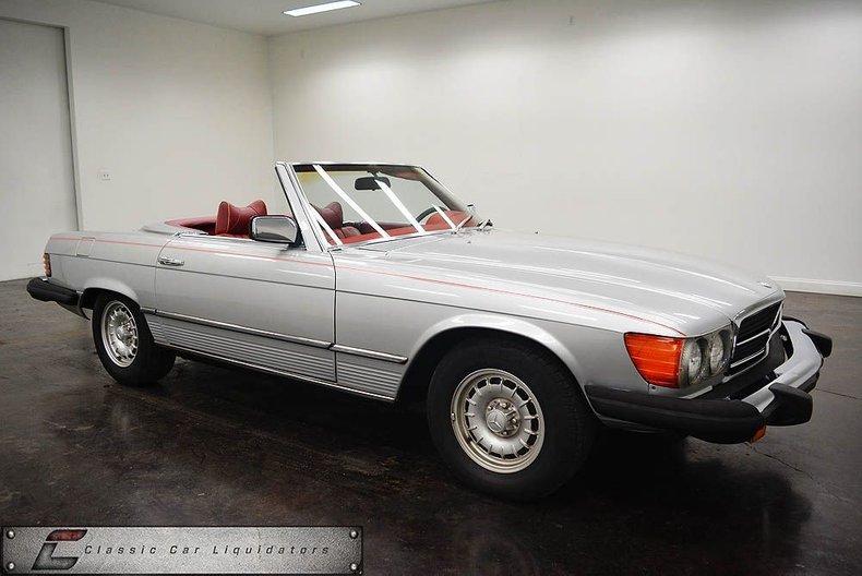 1977 Mercedes-Benz SL-Class