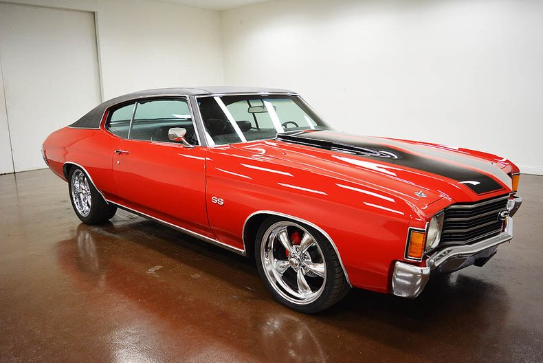 1972 Chevrolet Chevelle SS ProTouring For Sale