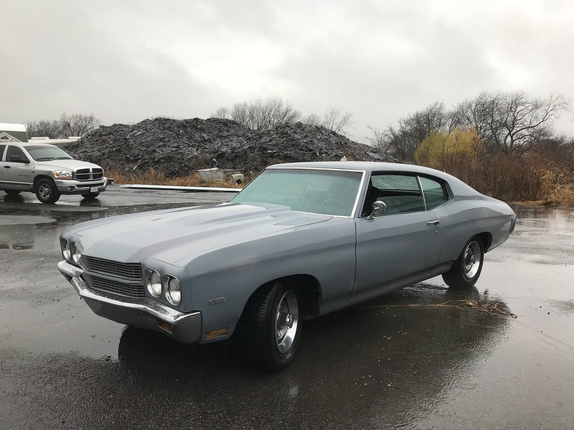 1970 chevrolet chevelle ss protouring