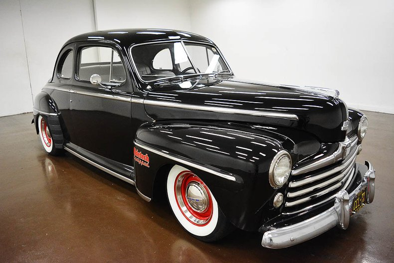 1948 Ford Coupe Restomod