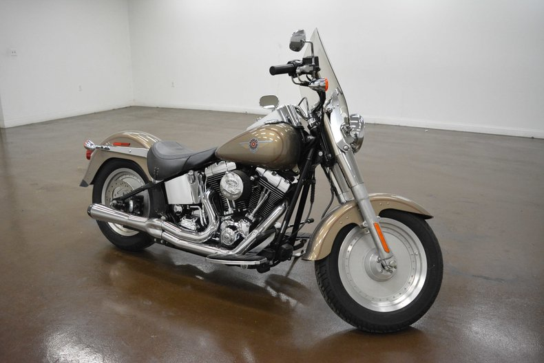 2004 Harley Davidson Fat Boy