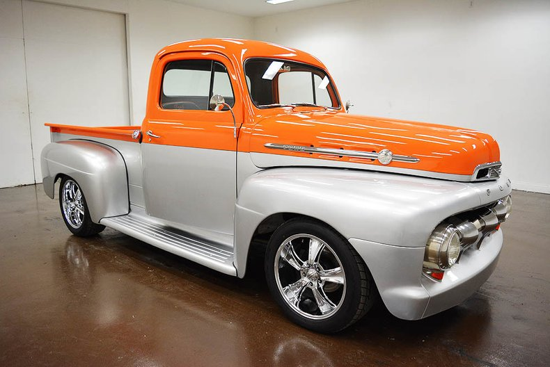 1952 Ford F-1 For Sale