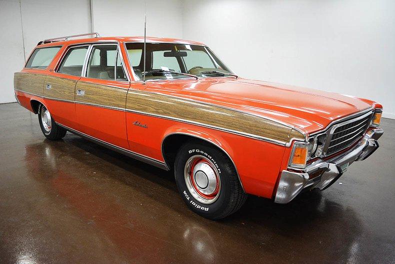 1972 AMC Ambassador Wagon