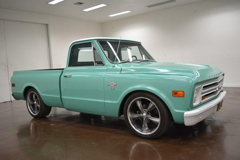 1967 Chevrolet C10 SWB LS