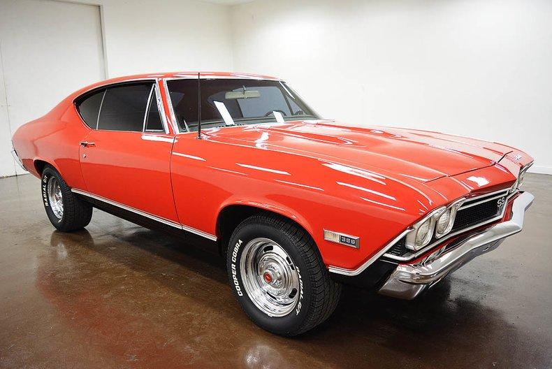 1968 Chevrolet Chevelle Big Block 4 Speed