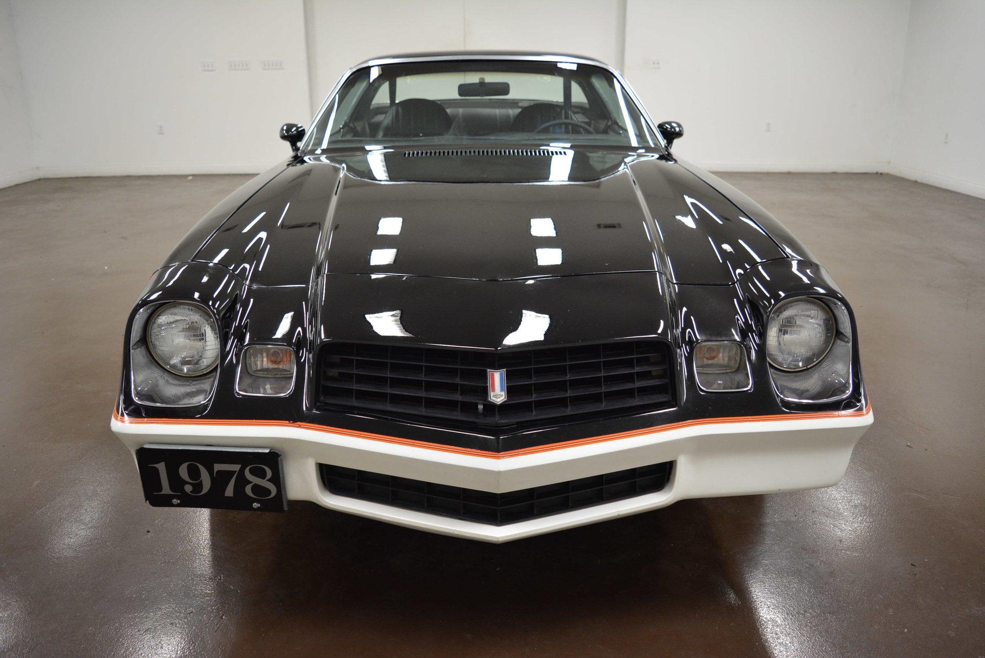 1978 Chevrolet Camaro | Classic Car Liquidators in Sherman, TX