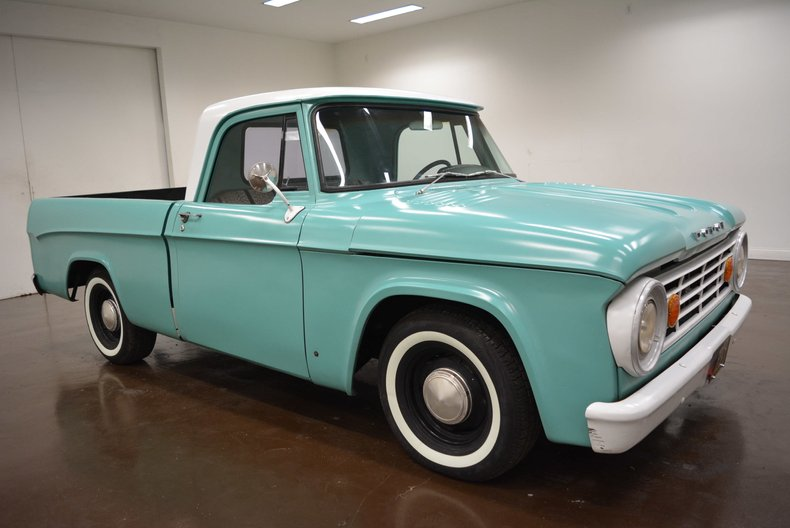 1967 Dodge D100 For Sale