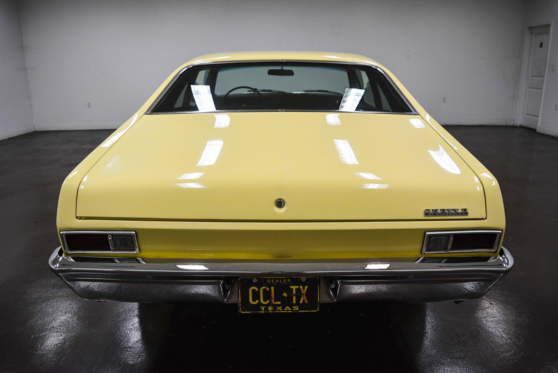 1968 Chevrolet Chevy II Nova   Classic Car Liquidators in Sherman, TX