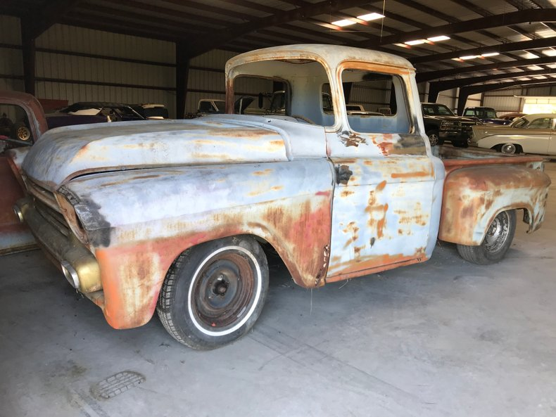 1958 Chevrolet 3100 Pickup For Sale