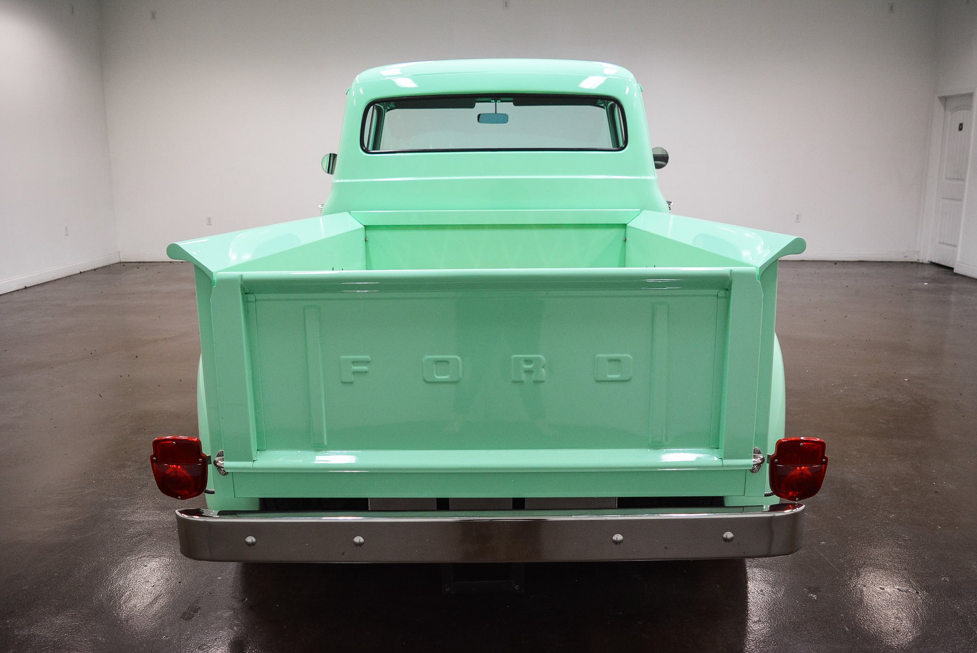 1956 Ford F100 Classic Car Liquidators In Sherman Tx 1955 Wide Bed