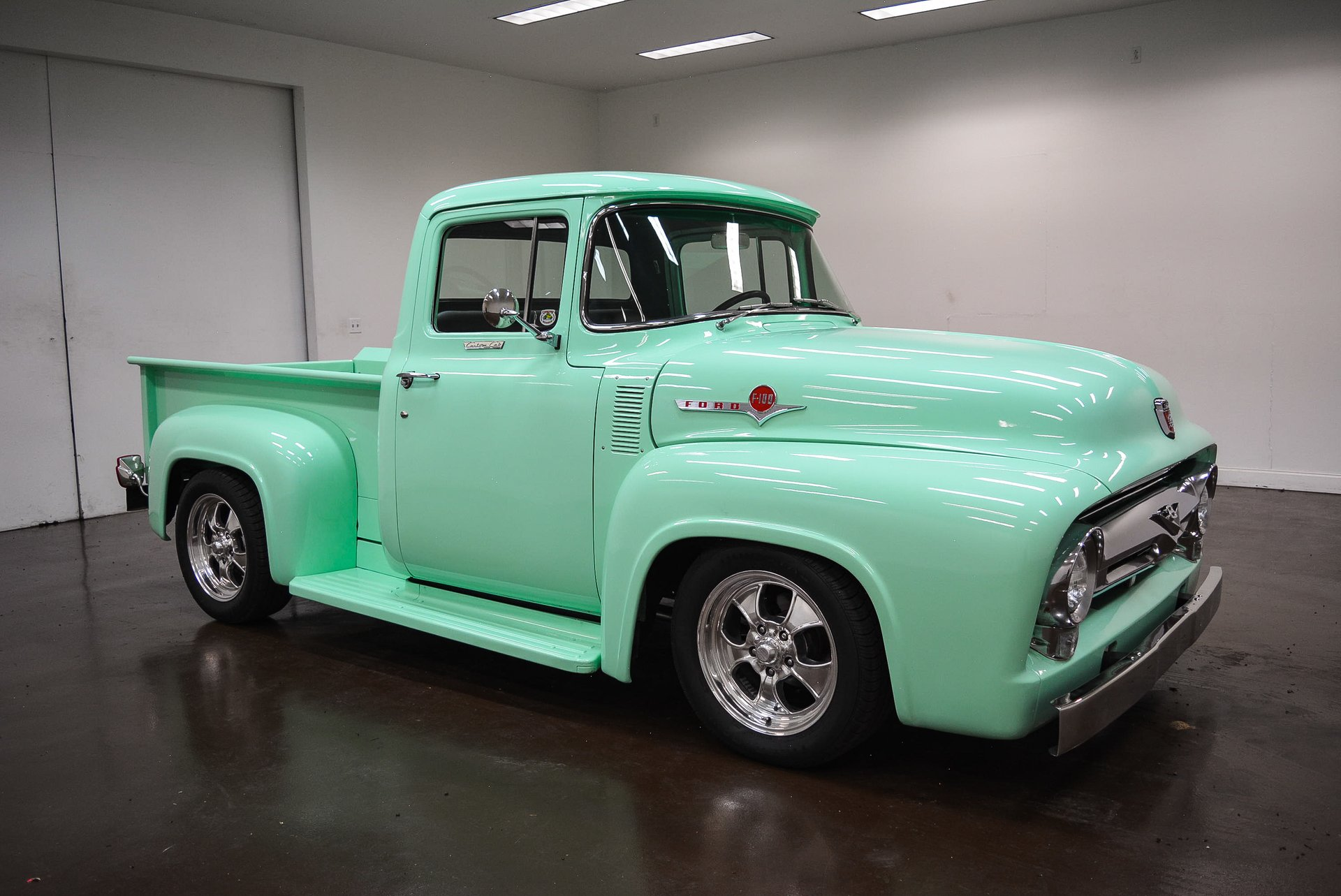 1956 Ford F100 Classic Car Liquidators In Sherman Tx 1955 Wide Bed