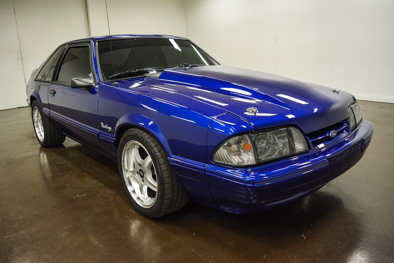 1991 Ford Mustang For Sale