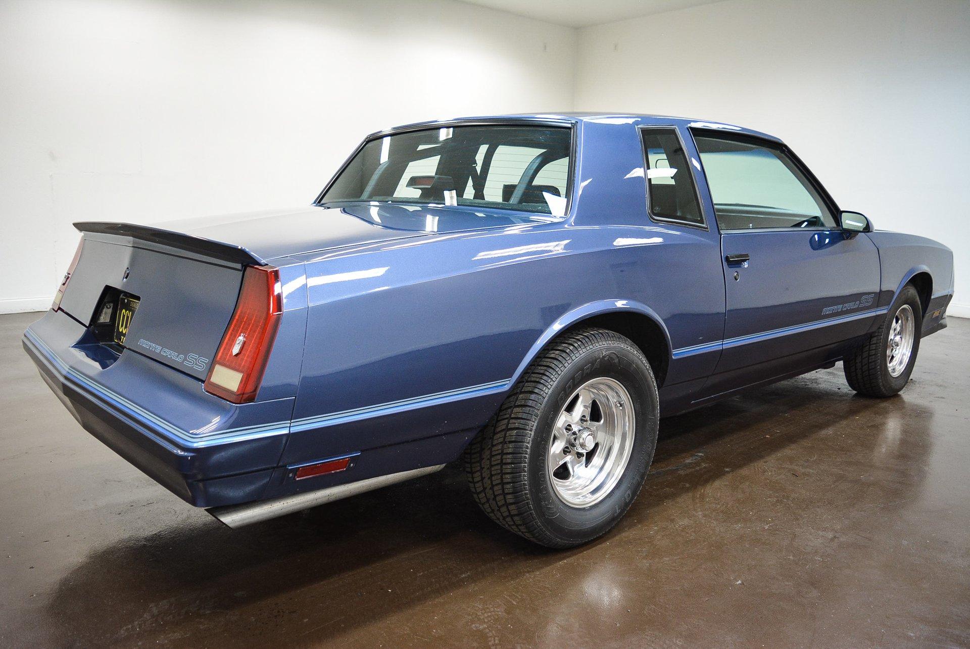 1987 Chevrolet Monte Carlo | Classic Car Liquidators in Sherman, TX