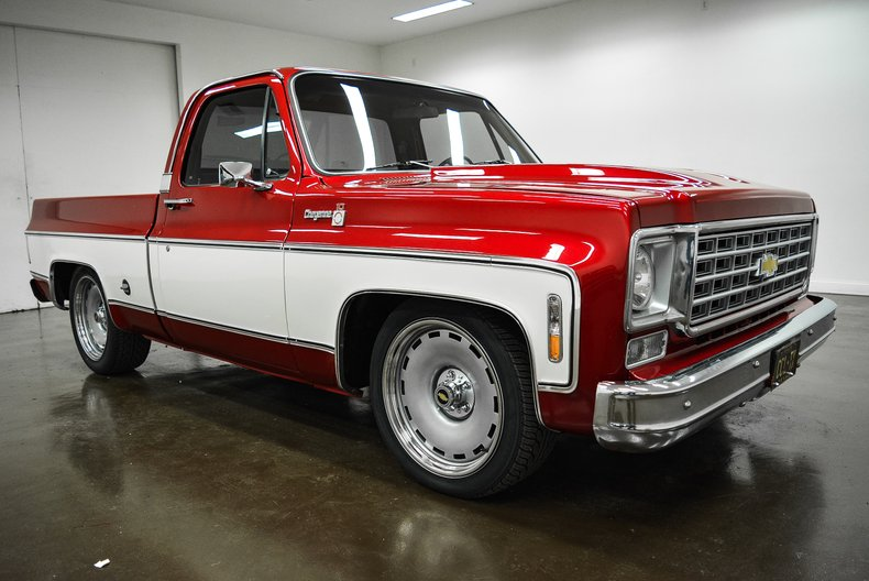 1976 Chevrolet C10 For Sale