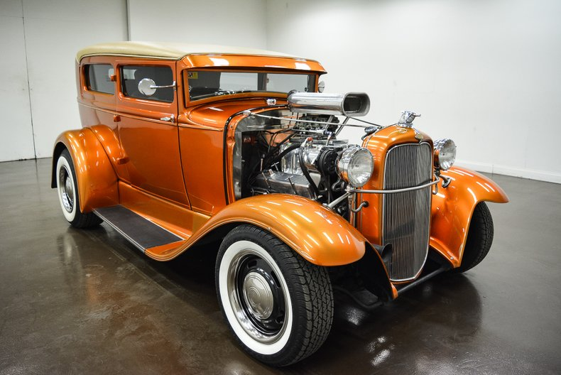 1931 Ford 2 door Sedan
