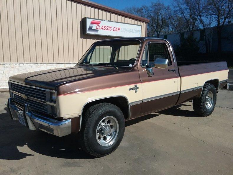 1985 Chevrolet 3/4-Ton Pickup