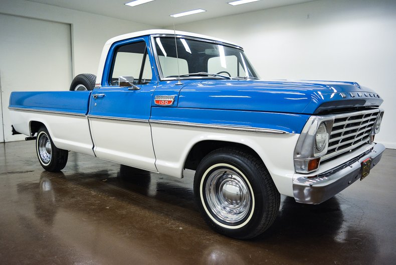 1967 Mercury M100 For Sale