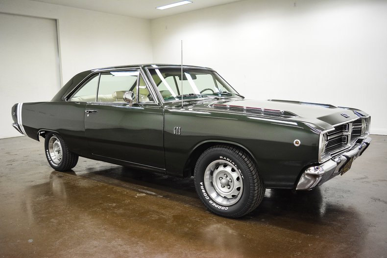 1968 Dodge GTS