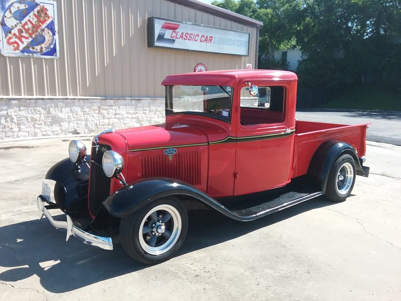 1934 Ford Pickup For Sale