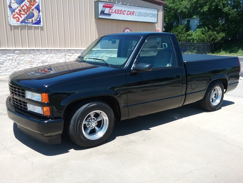 1992 Chevrolet C10 SWB For Sale