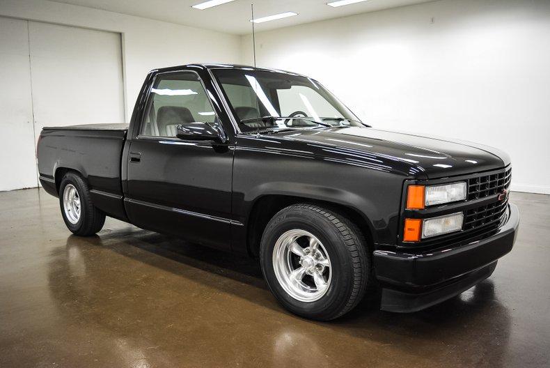 1992 Chevrolet C10 SWB