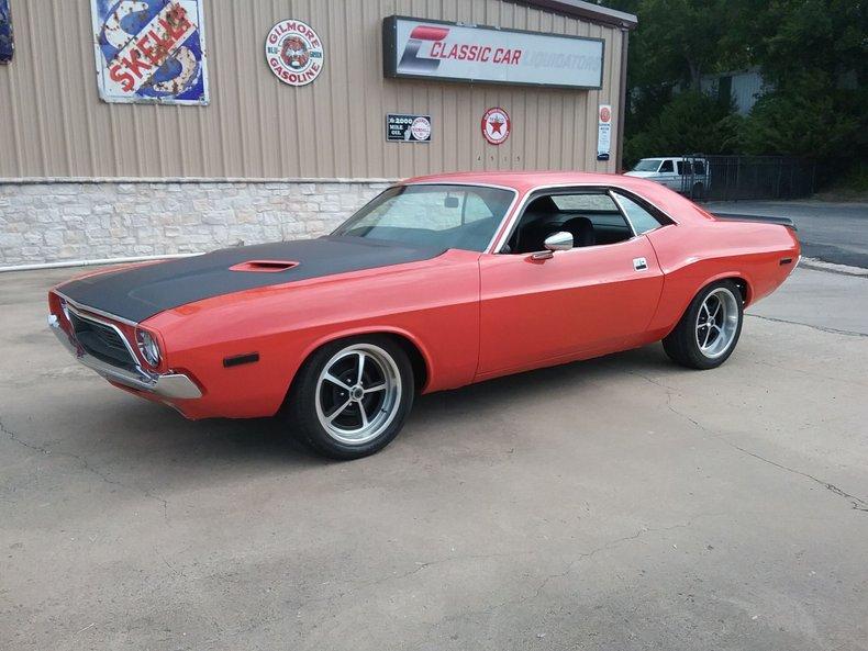 1974 Dodge Challenger For Sale