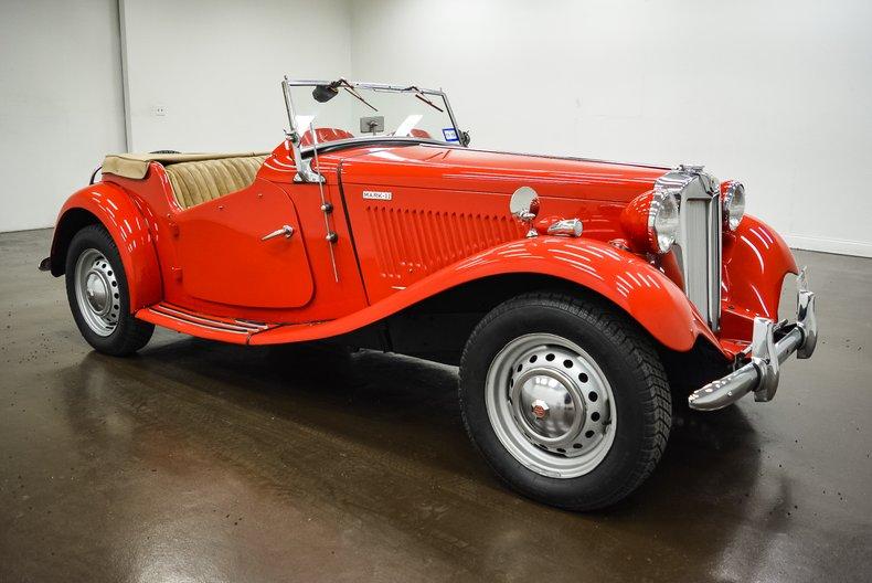 1952 MG MK II TD