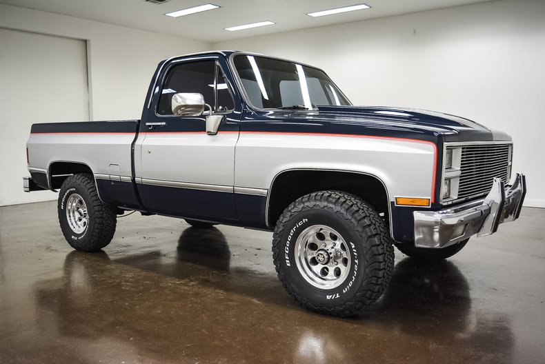 1982 Chevrolet K-10 For Sale
