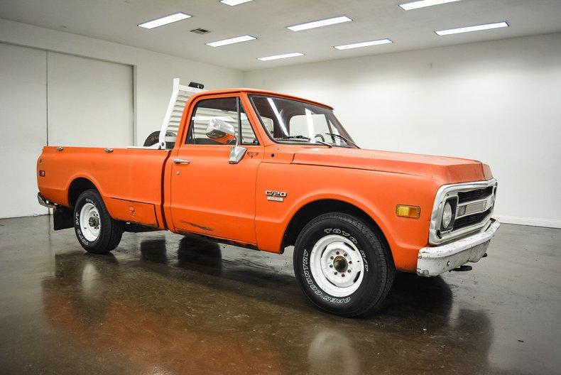 1970 Chevrolet C20 For Sale