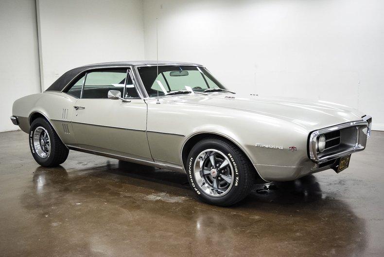 1967 Pontiac Firebird For Sale