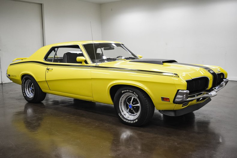1970 Mercury Cougar