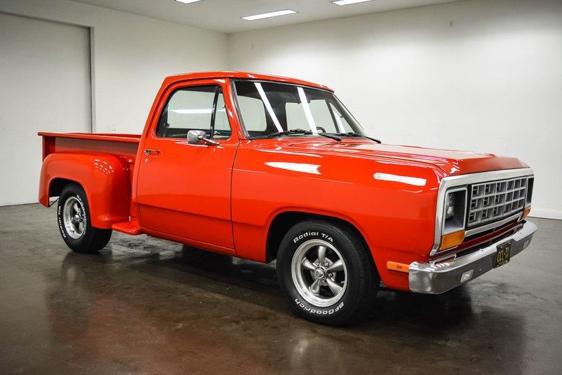 1983 Dodge D150