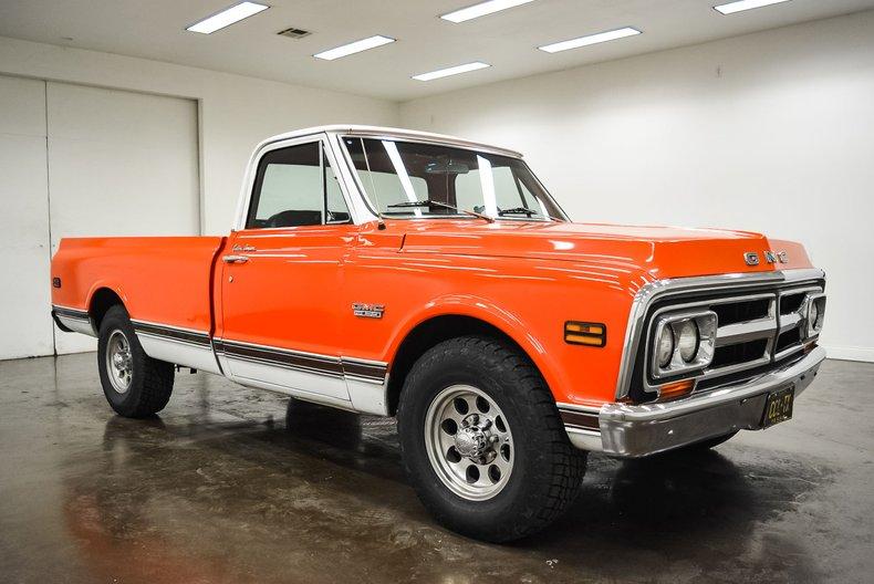 1970 GMC Sierra 2500